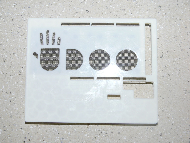 UDOO电路板外壳