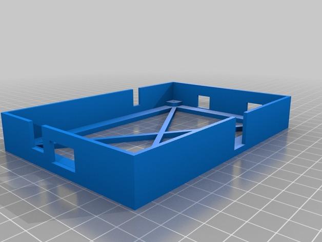 BladeRF电路板保护盒