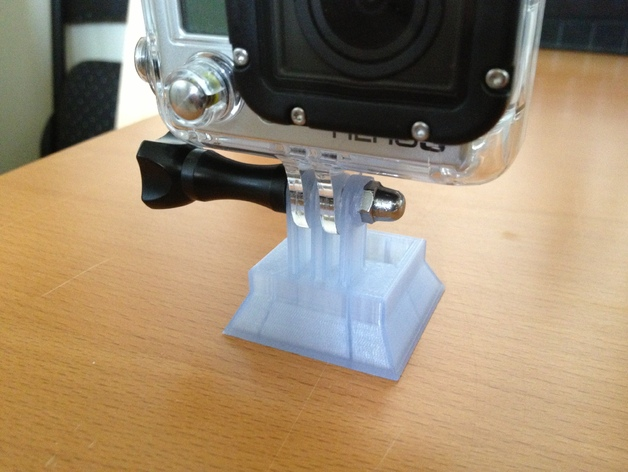 GoPro相机三脚架连接器