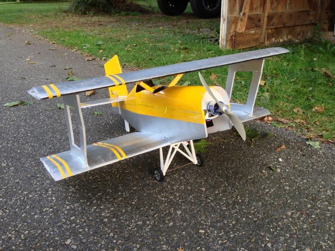 飞机起落架 3D打印模型渲染图