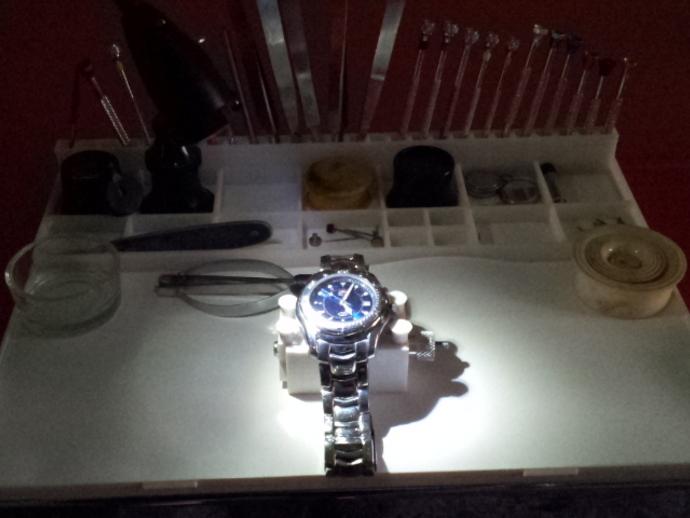 钟表工具盒