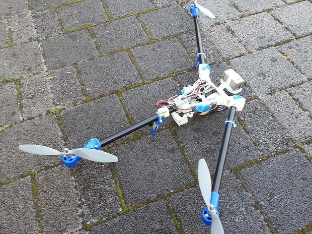 三轴飞行器