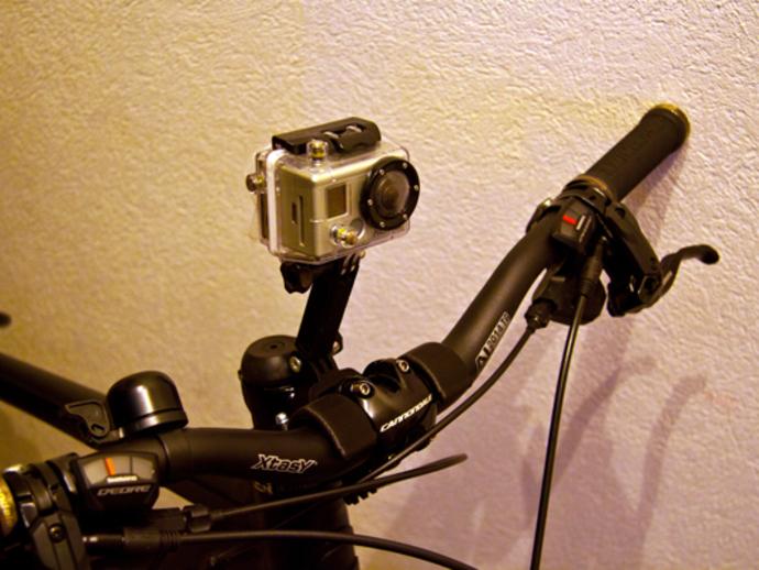 GoPro相机底座