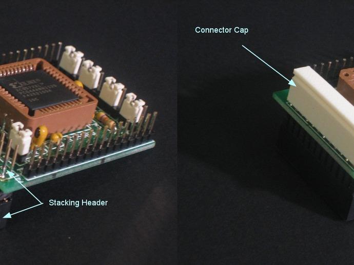 26针电缆连接器帽