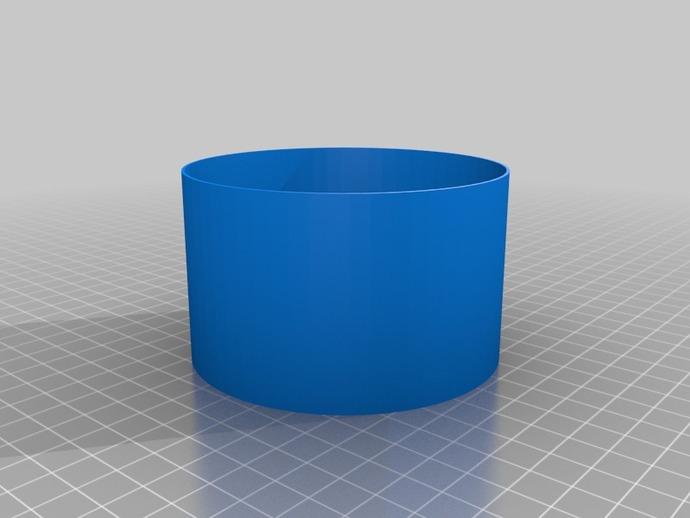 飞行陀螺仪 3D打印模型渲染图