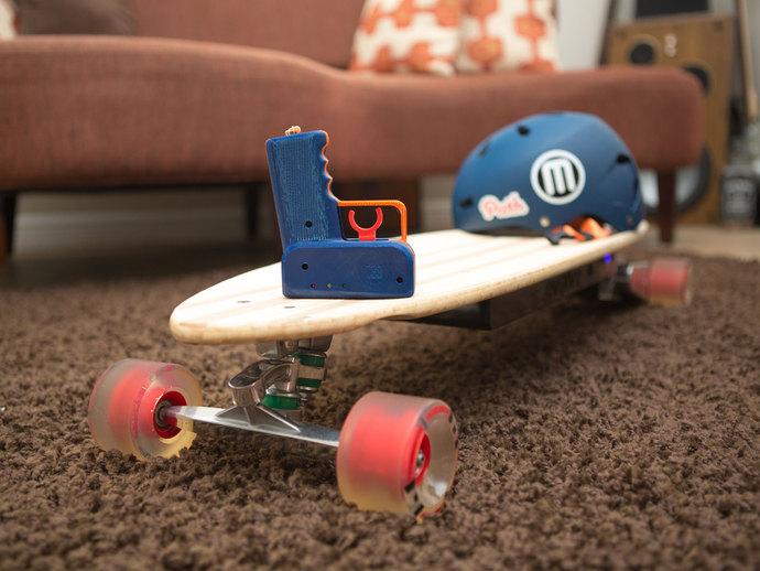 改装后的冲浪板牵引器 3D打印模型渲染图