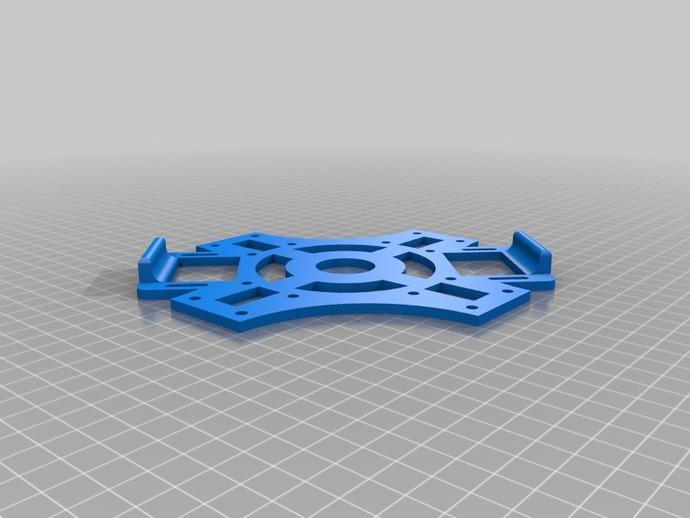 3D打印 四轴打印器