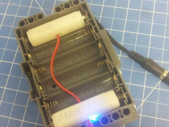 乐高 RCX,NXT,EV3测电器