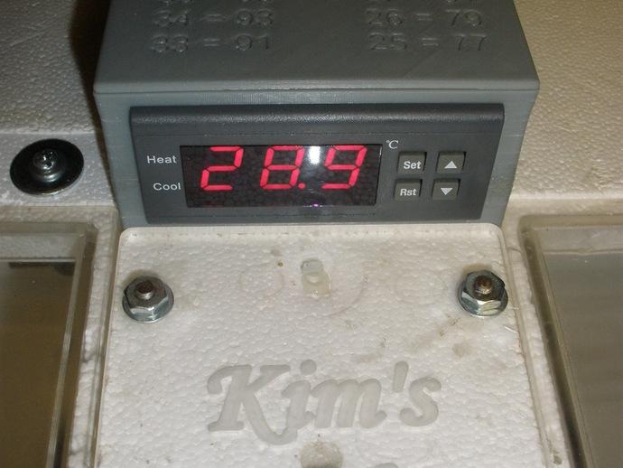 温度控制器外壳