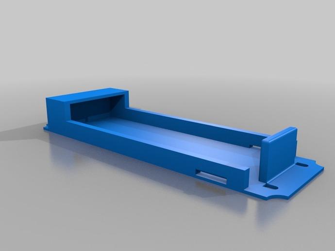 3s电池箱 3D打印模型渲染图