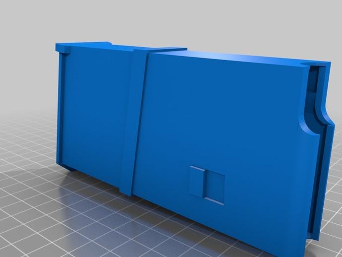 专业223/5.56 20 3D打印模型渲染图
