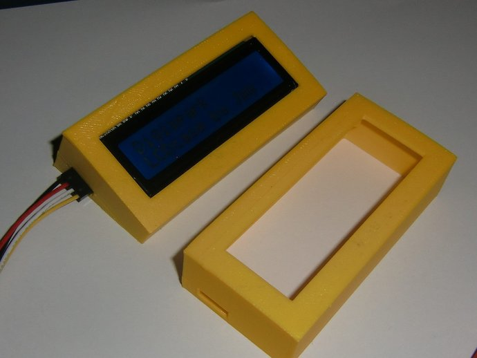 串行LCD