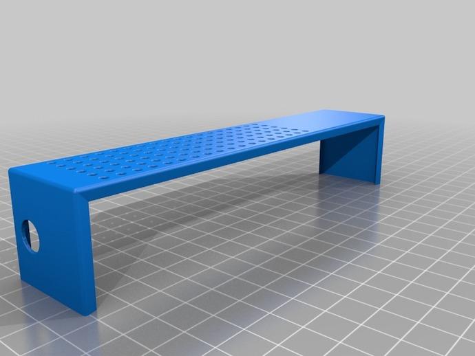 发电机壳子 3D打印模型渲染图