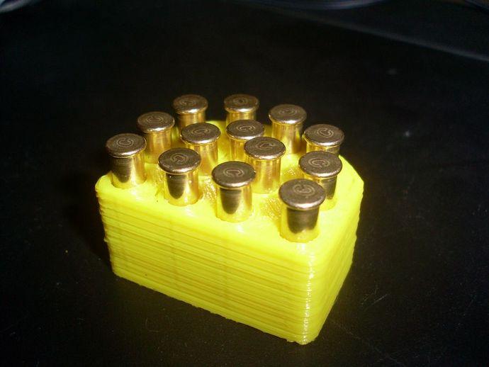 射击子弹盒