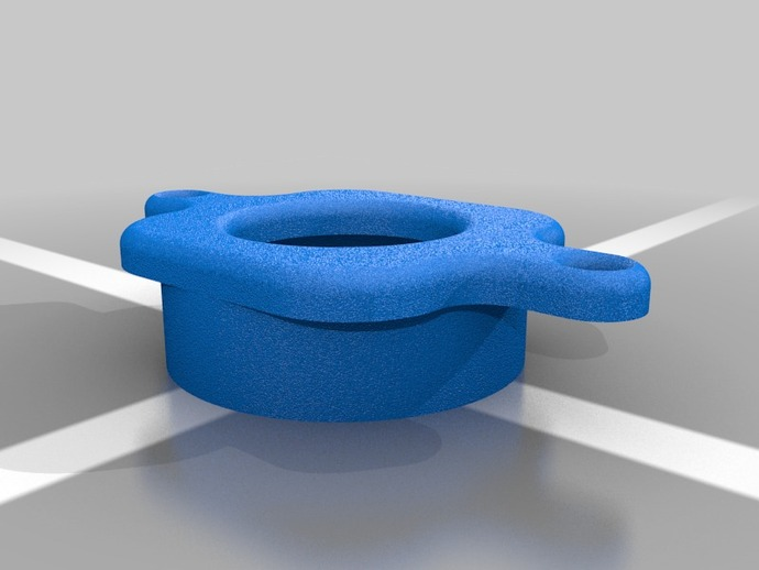 608衬托板 3D打印模型渲染图