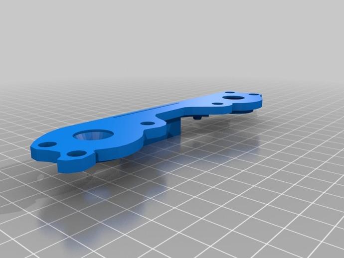 3D打印开源照相机
