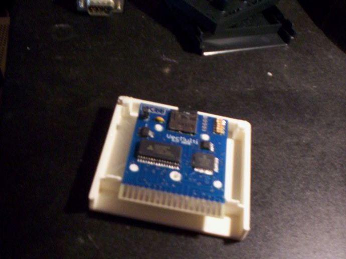 游戏机磁盘盒