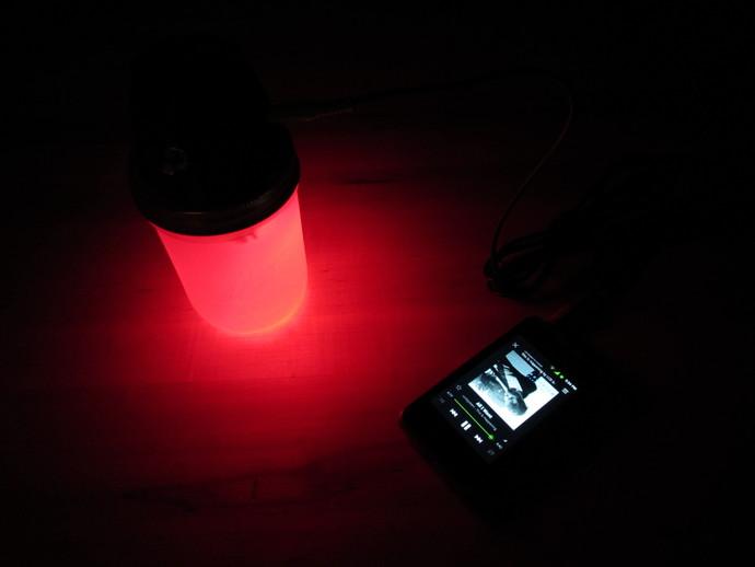 玻璃录音机