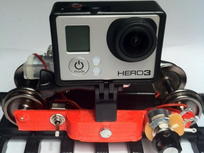 相机运动控制装置
