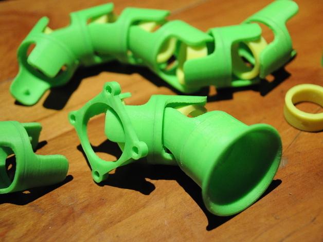 配件包 3D打印模型渲染图