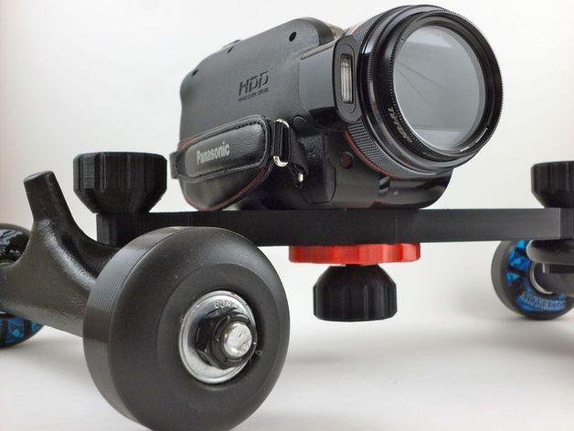 单反相机导轨车