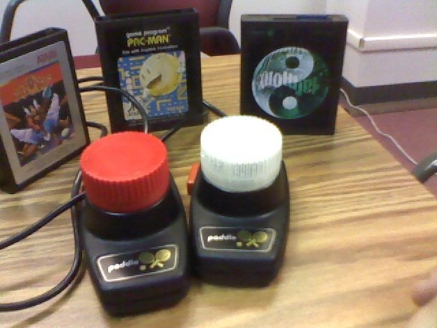 Atari 2600浆轮 3D打印模型渲染图