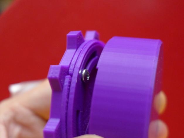 个性化虹膜盒