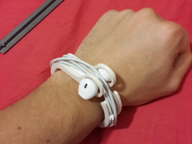 耳机理线环