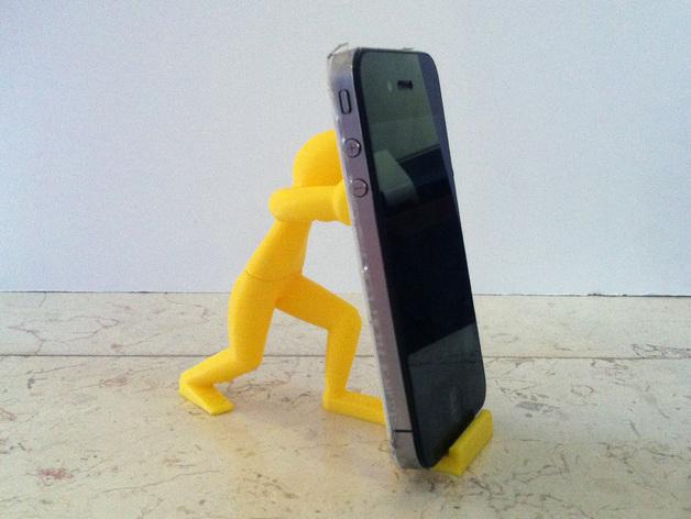 人力手机架