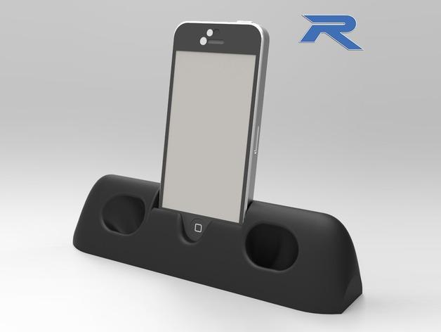 iPhone 5手机架
