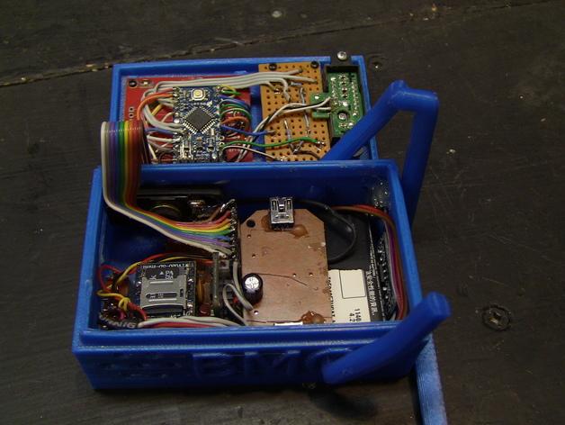 Arduino迷你BMO机器人
