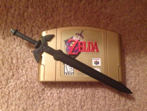游戏《塞尔达传说》大师之剑