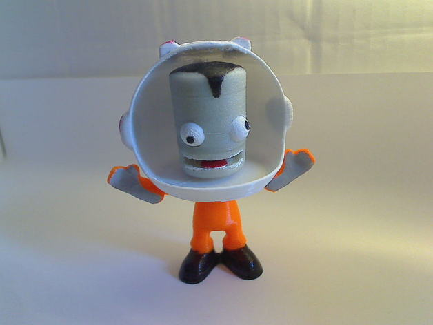 Kerbonaut太空人