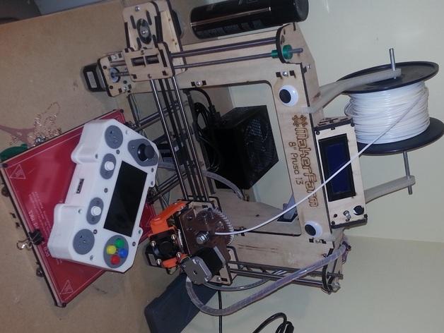 便携式树莓派游戏机模拟装置