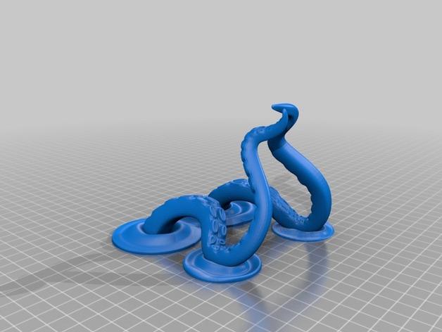 章鱼平板电脑/手机架