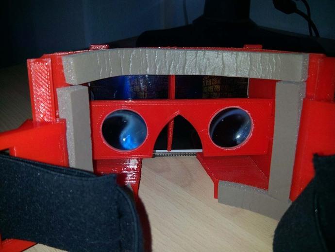 安卓智能手机虚拟现实眼镜