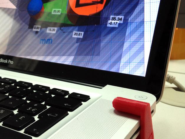 笔记本电脑支撑架