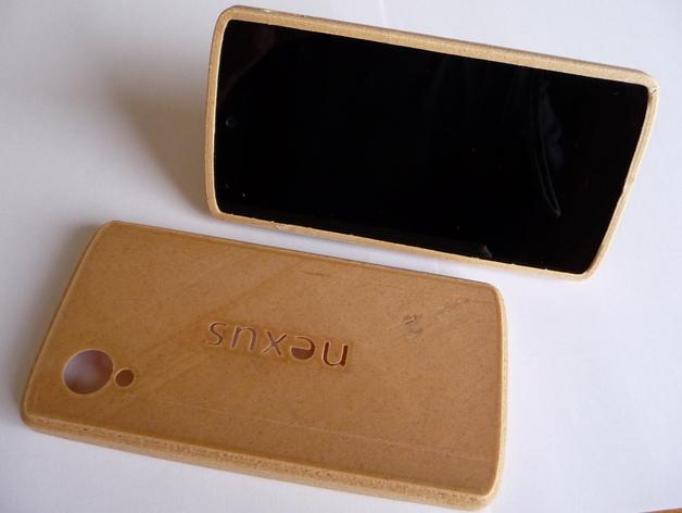 Nexus 5手机木质外壳