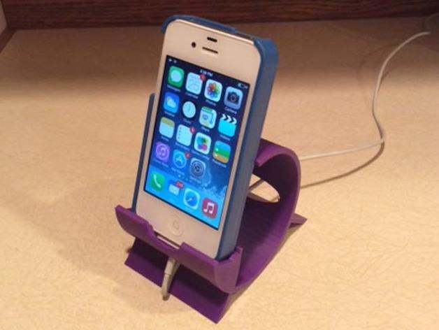 iPhone 4, 4s, & 5手机座