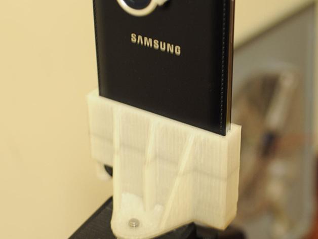三星 Note 3手机鱼眼镜头支架