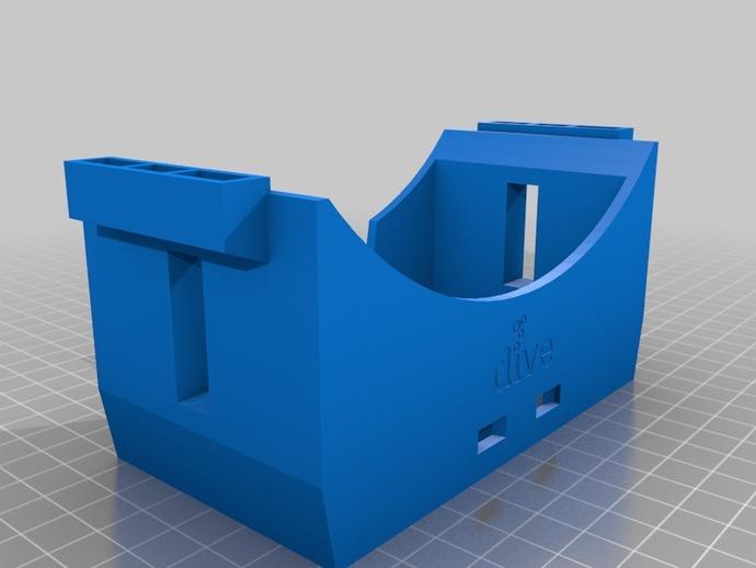 谷歌纸盒 虚拟现实护目镜