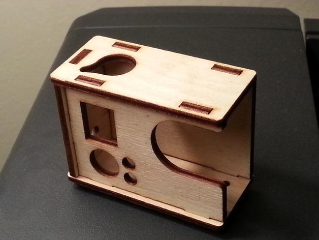 GoPro Hero 3相机外壳