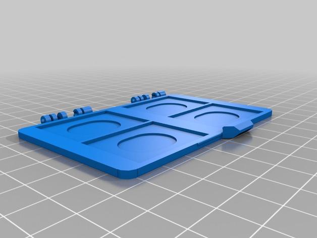 SD Card 盒子 收纳盒  夹盒