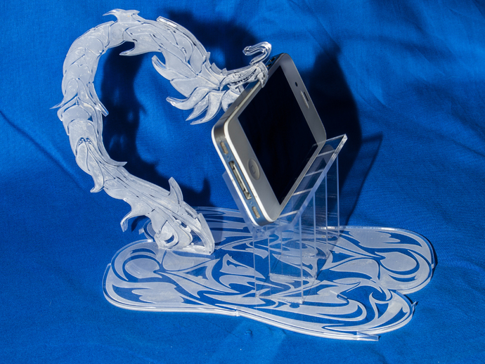 龙行iPhone手机架