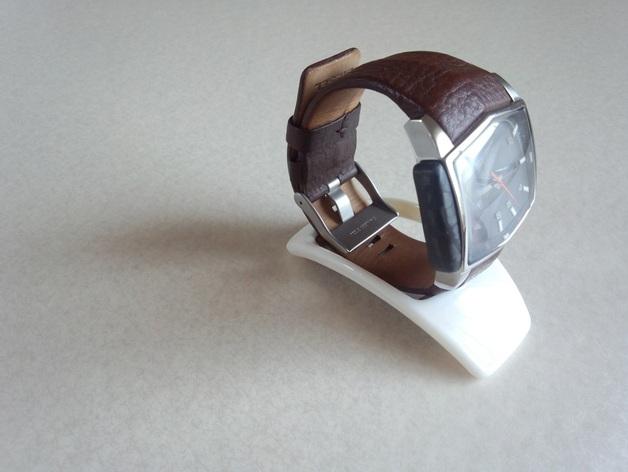 手表展示架 手表座 3D打印模型渲染图