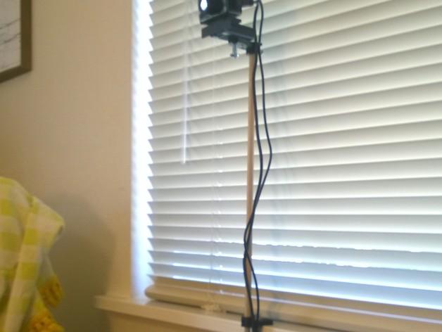 Oculus Rift DK2 相机支撑架