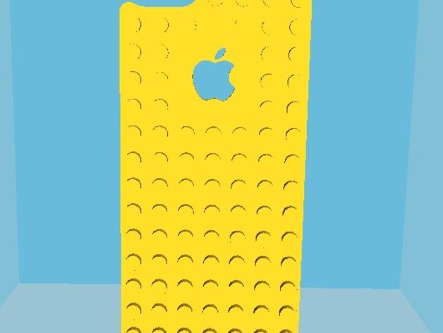 乐高iPhone5手机外壳