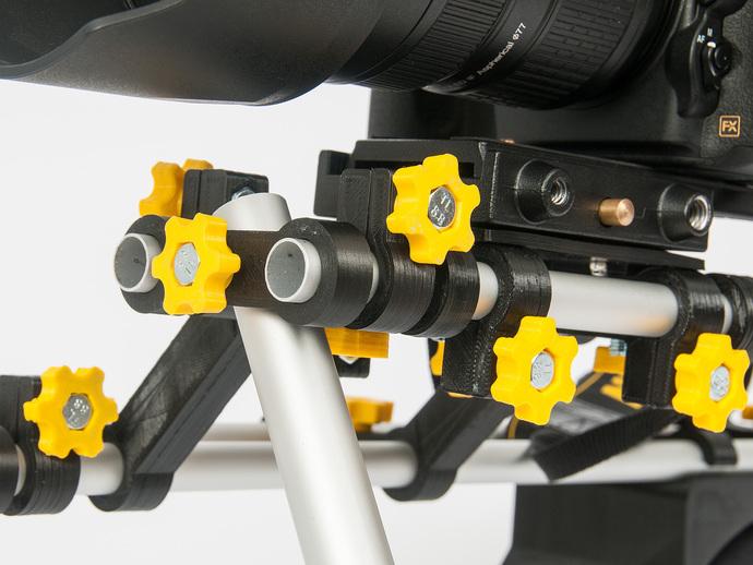 摄像机/照相机肩架