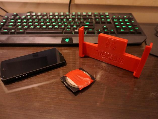 Nexus 5手机支架