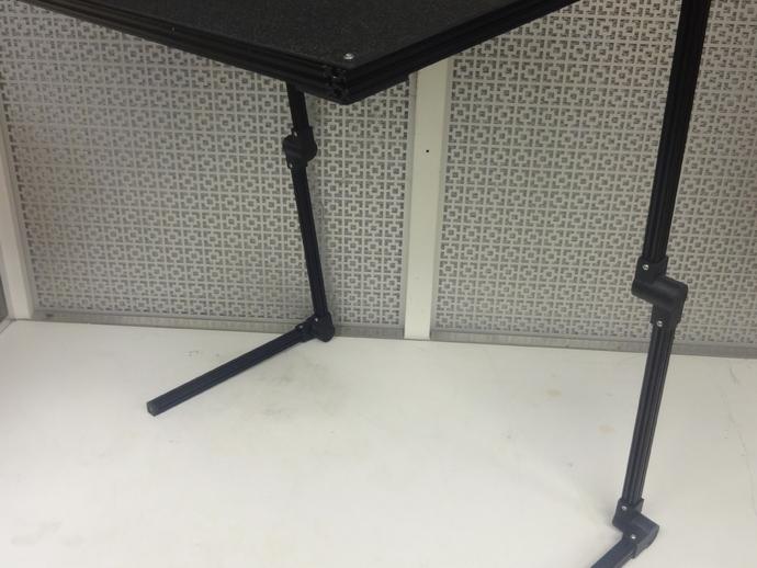 可调整平板电脑支撑架